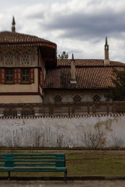 покинутый дворец