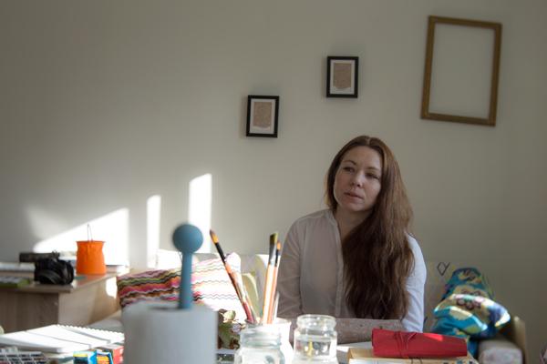 Ирина рассказывает о композиции