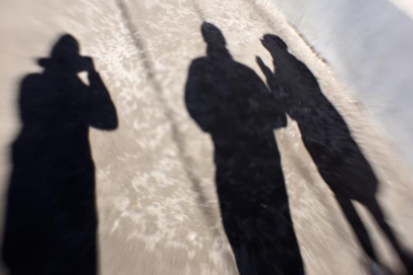 в лучах полуденного солнца гуляли как-то по Москве